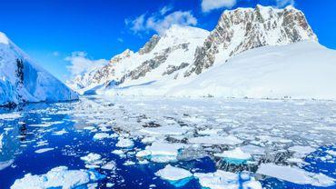Réchauffement 3 fois plus rapide au Pôle Sud que dans le reste du monde.