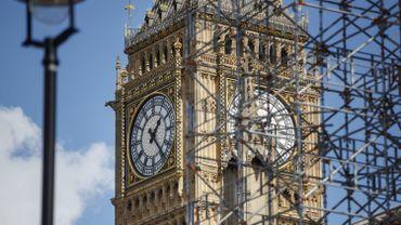 La facture de rénovation de Big Ben de plus en plus salée