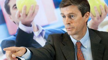 """P.-O. Beckers (COIB): """"Il faut doubler les investissements dans le sport"""""""