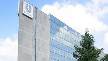 Le siège d'Unilever à Bruxelles