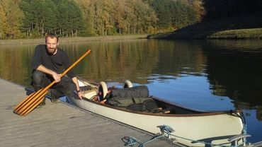 La Presque Star : Henri Robert, biologiste, a gagné la COP21 en kayak !