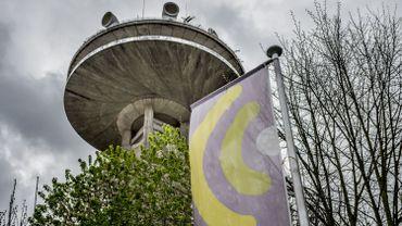 La tour de la VRT