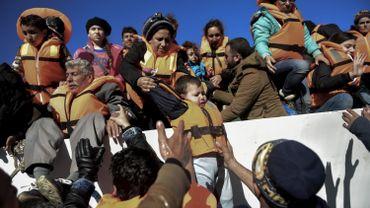 Crise des réfugiés: au moins 6 enfants morts noyés au large des côtes turques