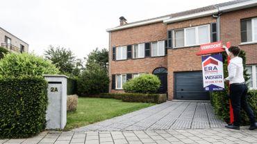 Les prix des habitations en Flandre ont augmenté quatre fois plus que l'inflation
