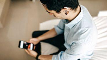 Les sourds et malentendants avertis de bruits suspects autour d'eux grâce à leur smartphone.