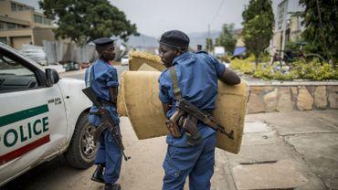 Plusieurs logements d'expatriés belges fouillés par la police au Burundi