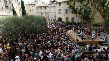 France: un Festival d'Avignon aux couleurs arc-en-ciel