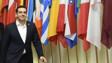 Alexis Tsipras est au pouvoir depuis un an en Grèce