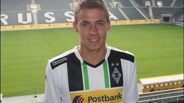 Football: Thorgan Hazard prêté une saison à Mönchengladbach