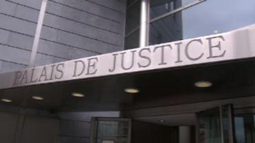 Le palais de justice de Liège.