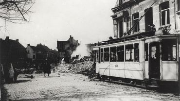 Photo prise le 07 avril 1943 à Mortsel