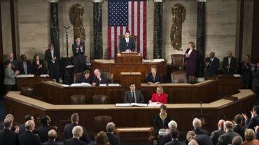 Le Congrès américain, le 29 octobre 2015, à Washington