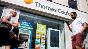 Les difficultés financières de Thomas Cook inquiètent les clients belges