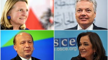 Qui sont les concurrents de Didier Reynders au poste de secrétaire général du Conseil de l'Europe?