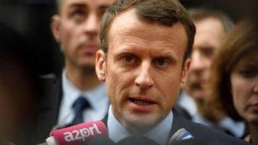 Présidentielle française - Enquête sur un déplacement ministériel de Macron en 2016
