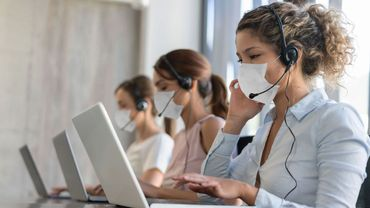 """La """"banque de données santé"""" e-health sera adaptée pour le suivi des contacts des cas de coronavirus"""