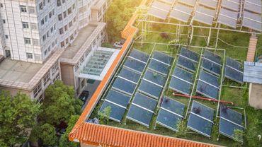 50% de la production électrique de l'Etat devra venir de sources d'énergie renouvelables (solaire, éolien, géothermie, etc) d'ici 2025, et 60% d'ici 2030. - © chinaface/Istock.com