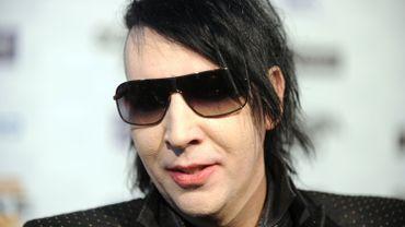 """Grand fan de """"Sons of Anarchy"""", Marilyn Manson participera à sa dernière saison, attendue en septembre aux États-Unis"""