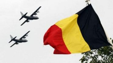 21 juillet, La Une fête la Belgique de Xh à Xh !
