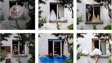 Les fenêtres inspirent les photographes