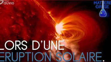Comprendre les éruptions solaires !