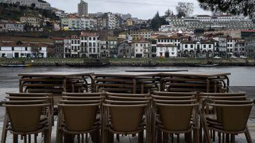 Le Portugal comptait mardi 446 patients pris en charge dans des unités de soins intensifs.