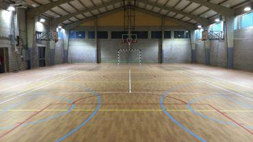 Waremme : un nouveau hall pour la filière sport-étude basket-ball