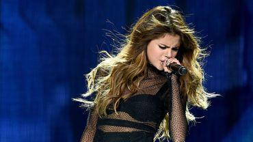 Selena Gomez est la reine des réseaux sociaux