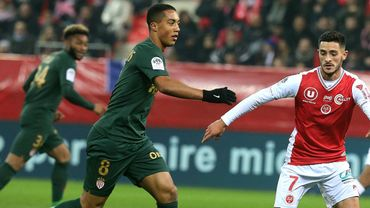 Youri Tielemans n'a pas brillé face à Reims