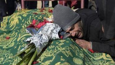 Afghanistan: un nombre record de 3.804 civils tués en 2018