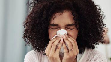 Les allergies seraient liées au stress.