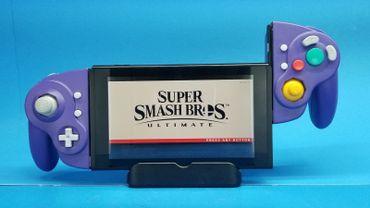 Un YouTubeur transforme la Nintendo Switch en GameCube
