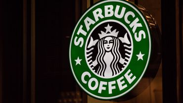 Un Starbucks Coffee à Namur