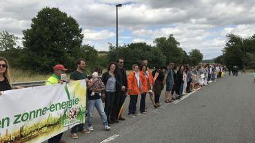 Des milliers de personnes attendues pour former une chaîne humaine contre le nucléaire