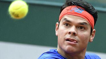 Tennis : Milos Raonic