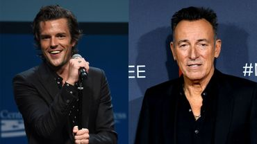 The Killers au micro de Bruce Springsteen