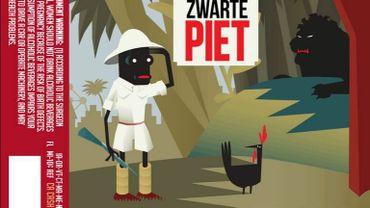 """""""L'étiquette de la Zwarte Piet se moque justement du passé colonial belge"""", explique la Brasserie de la Senne"""
