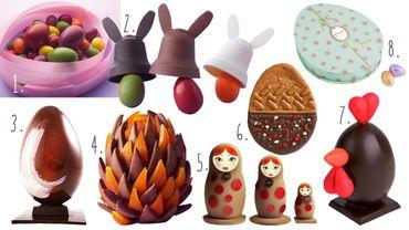 Des créations raffinées et colorées nous attendent chez les artisans chocolatiers belges.