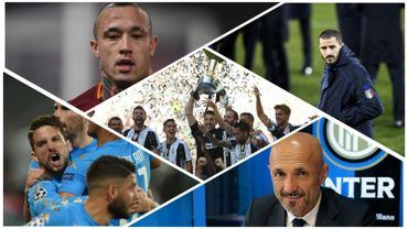 Vers une Serie A 2017-2018 avec plus de suspens ?
