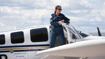 Avec un diplôme d'ingénieur en poche, Shaesta Waiz est la plus jeune femme afghane à détenir une licence de pilotage et ainsi pouvoir être aux commandes d'un aéronef civil.