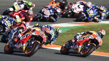 MotoGP : La distance parcourue lors de certaines courses va être réduite
