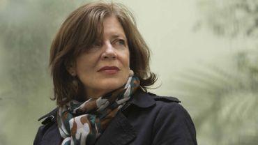 """Dominique Paravel, auteure de """"Giratoire"""""""
