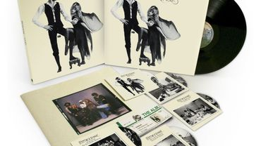 La version rééditée de l'album mythique de Fleetwood Mac, 'Rumours'