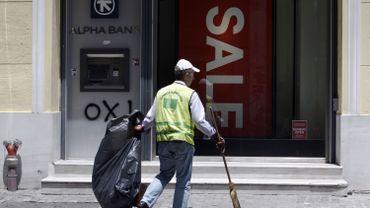 Grèce: le gouvernement prolonge la fermeture des banques jusqu'au 15 juillet