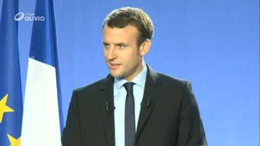 """""""Le projet européen d'Emmanuel Macron va fonctionner!"""""""