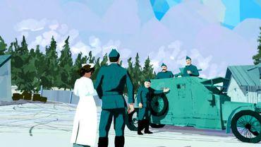"""""""Cafard"""" l'histoire vraie du bataillon belge , l'ACM"""