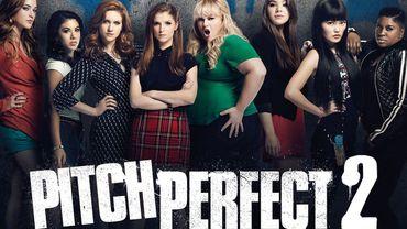 """""""Pitch Perfect 2"""" suit les nouvelles aventures d'un chœur de femmes chantant à capella"""