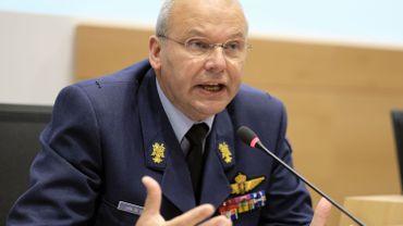 Le nouveau patron du SGRS est  le lieutenant-général Claude Van de Voorde.