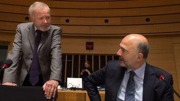 Les ministres des Finances de l'Union européenne se sont réunis ce mardi à Luxembourg