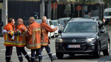 Bruxelles: les pompiers ne demandent pas d'étrennes, attention aux impostures